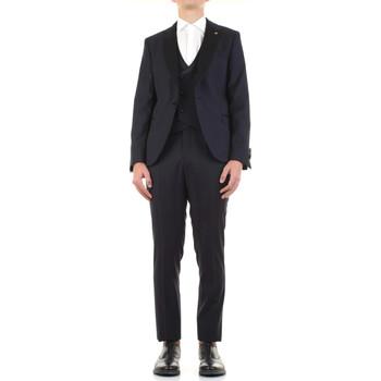 Kleidung Herren Anzüge Manuel Ritz 3030ARW3149-213050 Blau