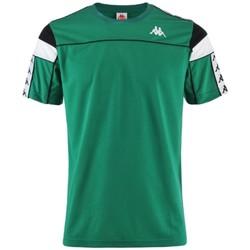 Kleidung Herren T-Shirts Kappa Banda Arar T-Shirt Grün