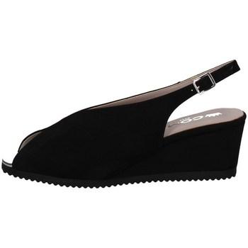 Schuhe Damen Sandalen / Sandaletten Comart 023350 SCHWARZ