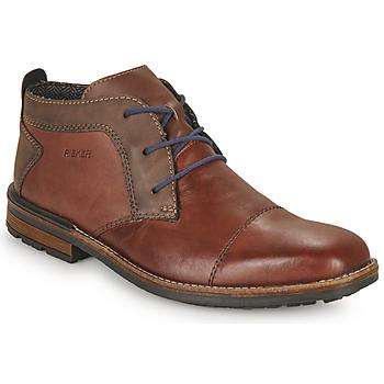 Schuhe Herren Derby-Schuhe Rieker FALINDA Braun
