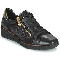 Schuhe Damen Sneaker Low Rieker THOMANISA Marine