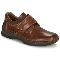 Schuhe Herren Derby-Schuhe Rieker EARNA Braun