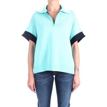 Kleidung Damen Polohemden Liviana Conti S1/F1SA07 Rollkragen Damen Meer / Nacht Meer / Nacht