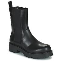 Schuhe Damen Boots Vagabond Shoemakers COSMO 2.1 Schwarz