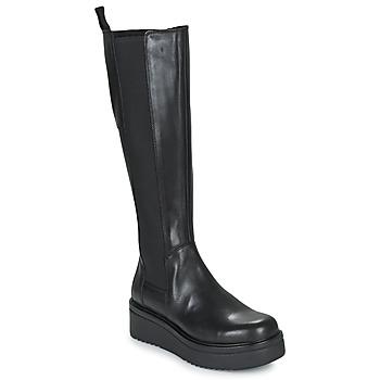 Schuhe Damen Klassische Stiefel Vagabond Shoemakers TARA Schwarz