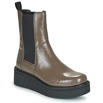 Schuhe Damen Boots Vagabond Shoemakers TARA Braun