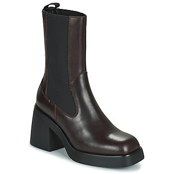 Schuhe Damen Low Boots Vagabond Shoemakers BROOKE Braun