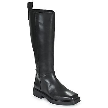 Schuhe Damen Klassische Stiefel Vagabond Shoemakers JILLIAN Schwarz
