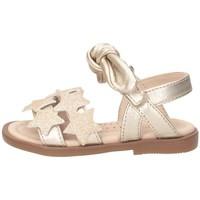 Schuhe Mädchen Sandalen / Sandaletten Florens J223326D PLATIN