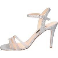 Schuhe Damen Sandalen / Sandaletten Alisee RIZUKI Sandalen Frau SILBER SILBER