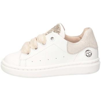 Schuhe Mädchen Sneaker Low Florens E055232D WEISS / PLATINUM