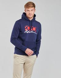 Kleidung Herren Sweatshirts Polo Ralph Lauren TENTY Marine