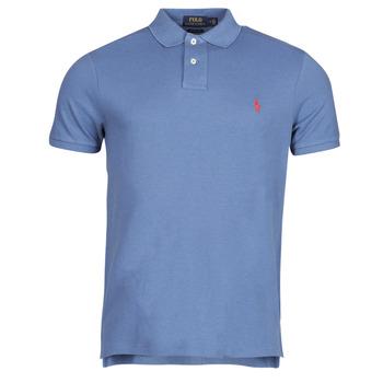 Kleidung Herren Polohemden Polo Ralph Lauren PETRINA Blau