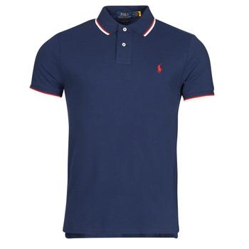 Kleidung Herren Polohemden Polo Ralph Lauren CALMIRA Blau