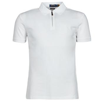 Kleidung Herren Polohemden Polo Ralph Lauren BATTYNA Weiss