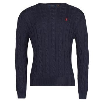 Kleidung Herren Pullover Polo Ralph Lauren KINNU Blau