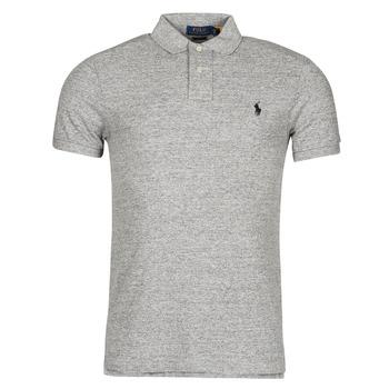 Kleidung Herren Polohemden Polo Ralph Lauren DOLINAR Grau