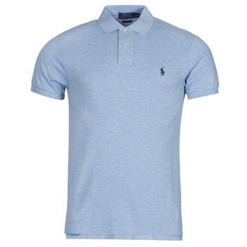 Kleidung Herren Polohemden Polo Ralph Lauren DOLINAR Blau