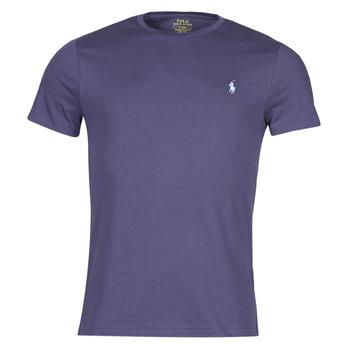 Kleidung Herren T-Shirts Polo Ralph Lauren OLITA Blau