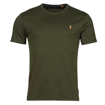 Kleidung Herren T-Shirts Polo Ralph Lauren TEKAMO Kaki