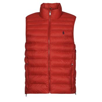 Kleidung Herren Daunenjacken Polo Ralph Lauren PEROLINA Rot