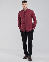 Kleidung Herren 5-Pocket-Hosen Polo Ralph Lauren RETOMBA Schwarz