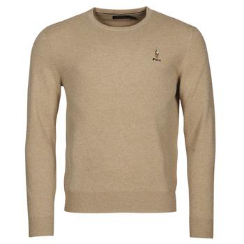 Kleidung Herren Pullover Polo Ralph Lauren SOLIMMA Camel