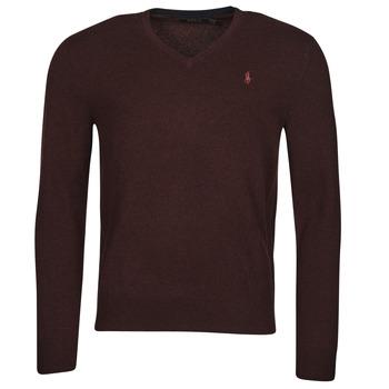 Kleidung Herren Pullover Polo Ralph Lauren SOLIMMA Bordeaux