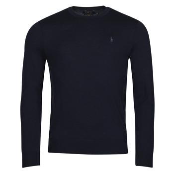 Kleidung Herren Pullover Polo Ralph Lauren AMIRAL Blau