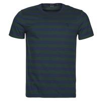 Kleidung Herren T-Shirts Polo Ralph Lauren POLINE Marine / Grün