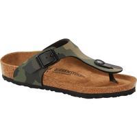 Schuhe Kinder Zehensandalen Birkenstock 1019339 Verde