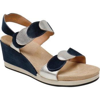Schuhe Damen Sandalen / Sandaletten Benvado 43007005 Blu
