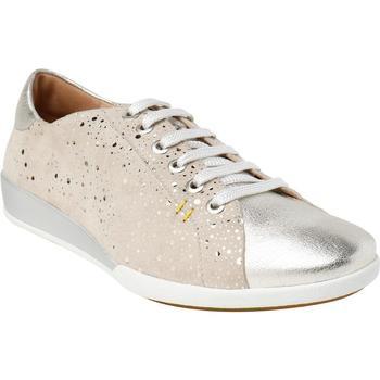 Schuhe Damen Sneaker Low Benvado 44002005 Argento