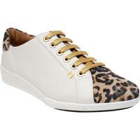 Schuhe Damen Sneaker Low Benvado 44002007 Bianco