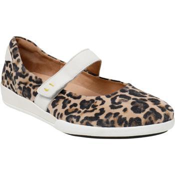 Schuhe Damen Ballerinas Benvado 44008003 Bianco