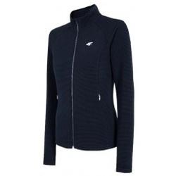 Kleidung Damen Sweatshirts 4F Womens Sweatshirt Blau