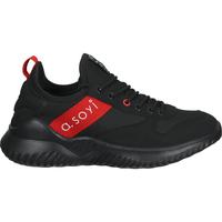 Schuhe Damen Sneaker Low A.soyi Sneaker Schwarz