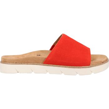 Schuhe Damen Pantoffel Relife Pantoletten Rot