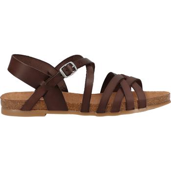 Schuhe Damen Sandalen / Sandaletten Cosmos Comfort Sandalen Dunkelbraun