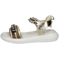 Schuhe Damen Sandalen / Sandaletten Elena Iachi E2833 GOLD