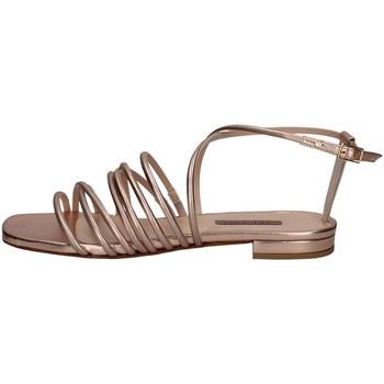Schuhe Damen Sandalen / Sandaletten Albano 8100 Rot