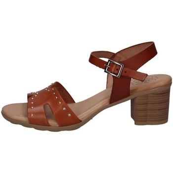Schuhe Damen Sandalen / Sandaletten Porronet FI2626 LEDER