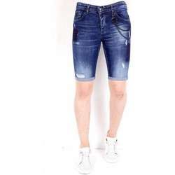 Kleidung Herren Shorts / Bermudas Local Fanatic  Blau