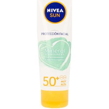Beauty Sonnenschutz & Sonnenpflege Nivea Sun Facial Mineral Protección Uv Spf50+  50 ml