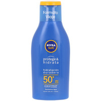 Beauty Sonnenschutz Nivea Sun Protege&hidrata Leche Spf50  100 ml