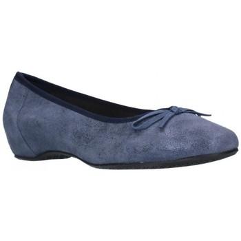 Schuhe Damen Ballerinas Calmoda 2041 CLOUDY MARINO Mujer Azul marino bleu