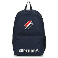 Taschen Rucksäcke Superdry SUPERDRY CODE MONTANA Blau