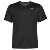 Kleidung Herren T-Shirts Nike  Schwarz