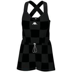 Kleidung Damen Overalls / Latzhosen Kappa  Negro
