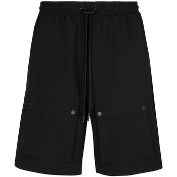 Kleidung Herren Shorts / Bermudas Kappa  Negro